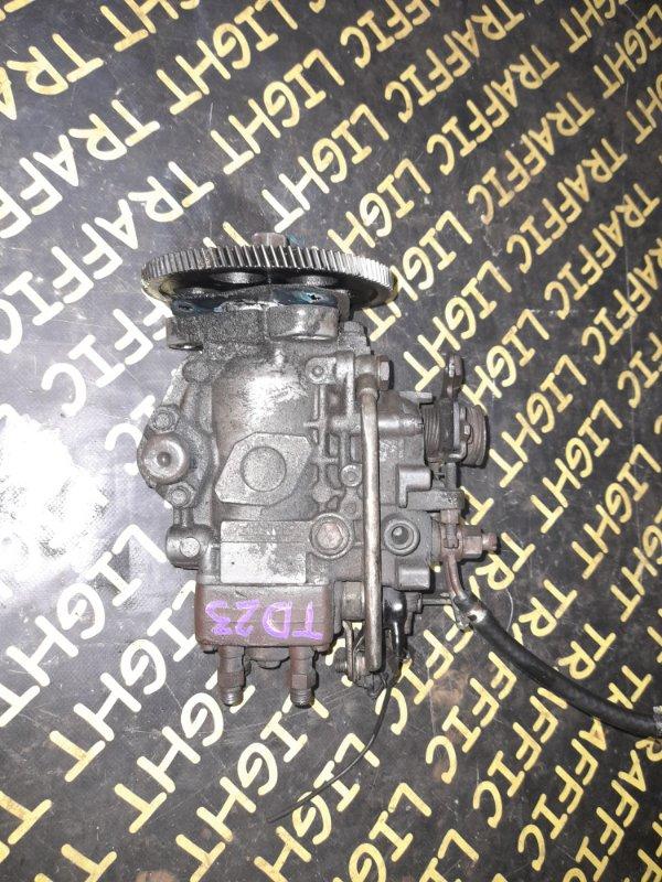 Тнвд Nissan Atlas 4PF23 TD23
