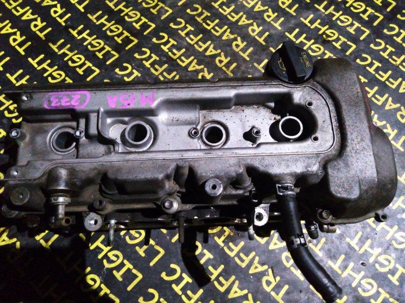 Головка блока цилиндров Suzuki Sx4 YA11S M15A