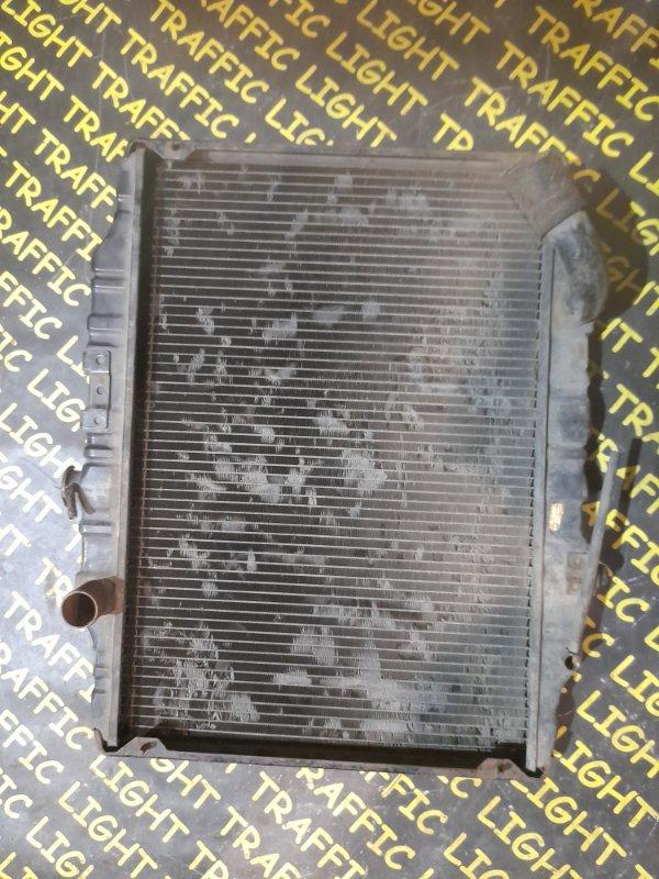 Радиатор основной Hyundai Delica Star Wagon P13V D4BF