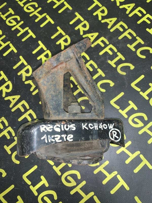 Подушка двигателя Toyota Hiace Regius KCH40 1KZTE правая