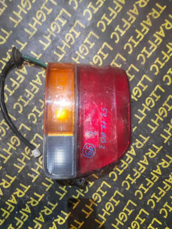 Стоп-сигнал Toyota Tersel EL51 задний левый
