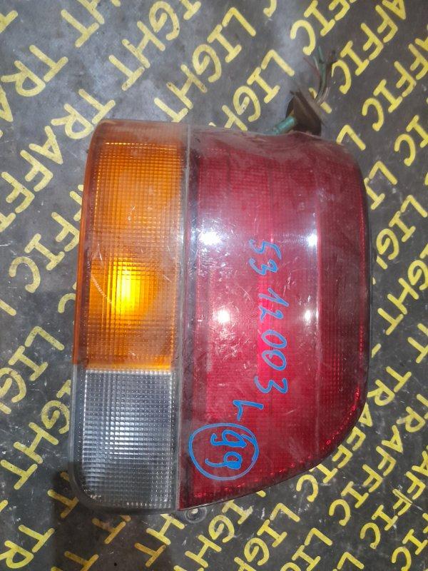 Стоп-сигнал Toyota Tersel EL55 задний левый