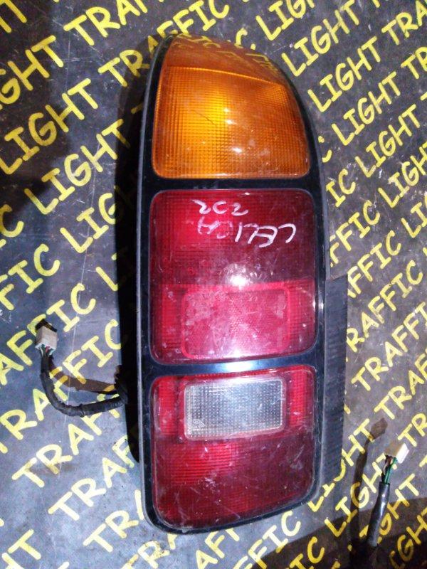 Стоп-сигнал Toyota Celica ST200 задний левый