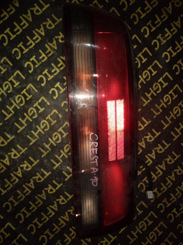 Стоп-сигнал Toyota Cresta GX90 задний левый