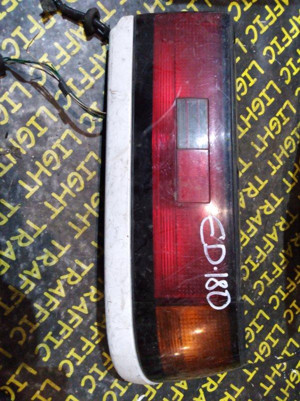Стоп-сигнал Toyota Carina Ed ST180 задний правый