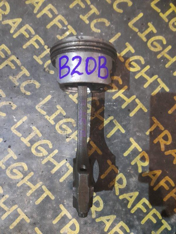 Поршень с шатуном Honda B20B