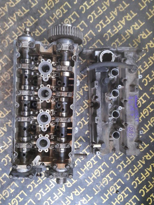 Головка блока цилиндров Mitsubishi Colt Z27A 4G15T