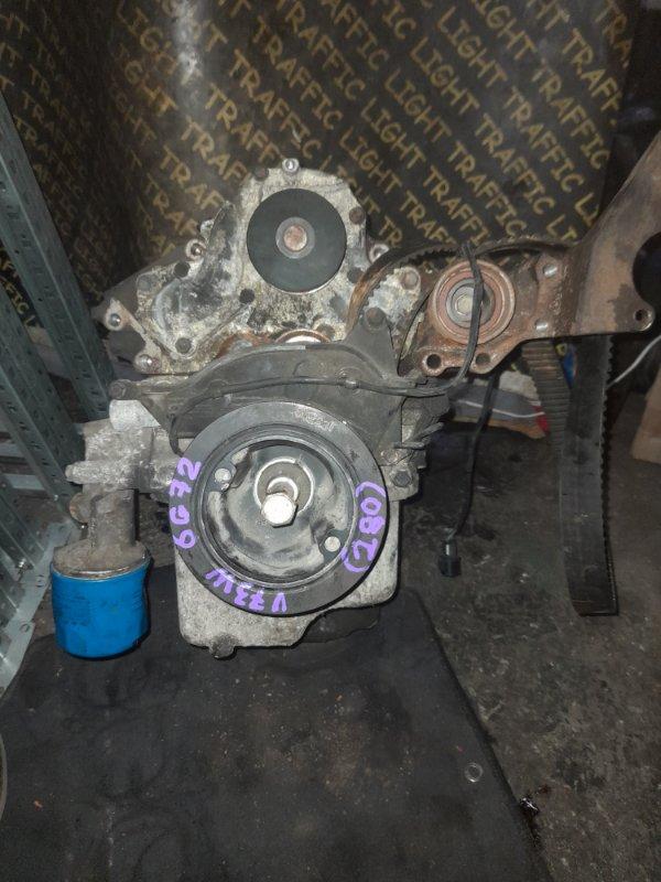 Блок цилиндров Mitsubishi Pajero V73W 6G72