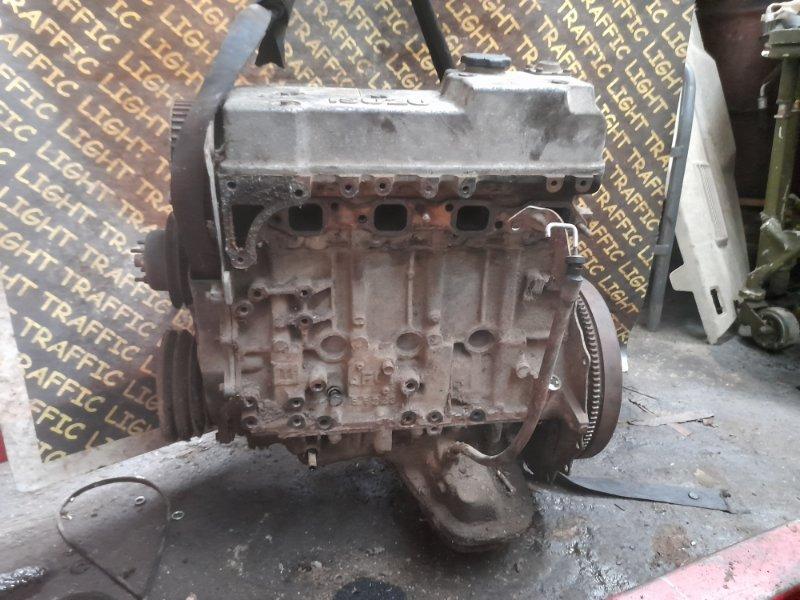 Двигатель Isuzu Fargo WFR62FV 4FG1