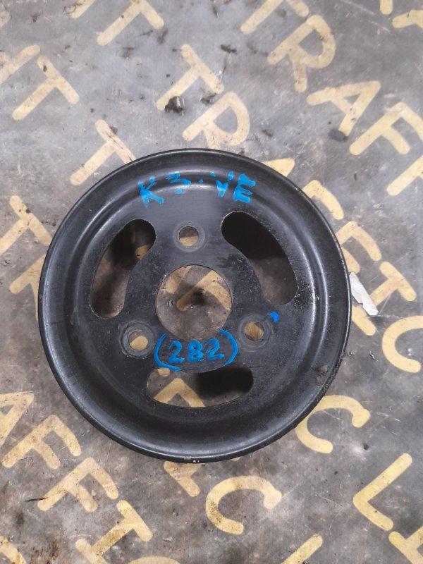 Шкив помпы Toyota Cami J102E K3VE