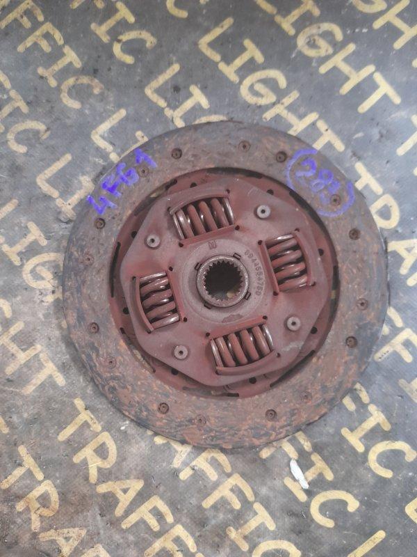 Диск сцепления Isuzu Fargo WFR62FV 4FG1