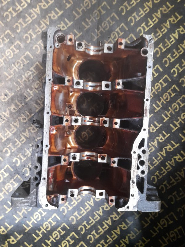 Блок цилиндров Suzuki Wagon R Solio MA34S M13A