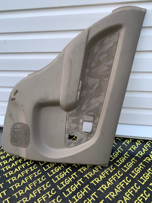 Обшивка дверей Daihatsu Pyzar G301G HDEP 1996 задняя левая