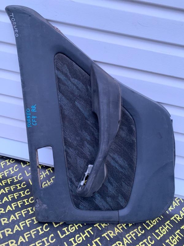 Обшивка дверей Honda Torneo CF3 F18B 1997 задняя правая