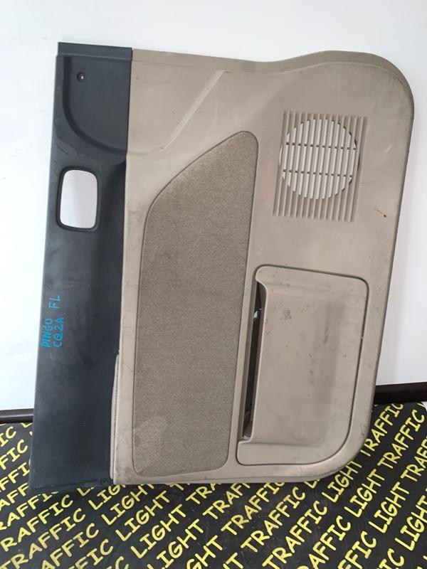 Обшивка дверей Mitsubishi Dingo CQ1A 4G15 1998 передняя левая
