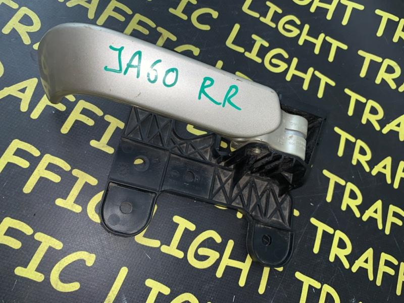 Ручка двери внутренняя Infiniti Qx56 JA60 задняя правая