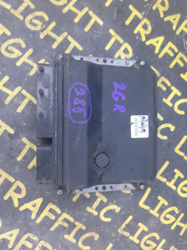 Блок управления efi Toyota Crown GWS204 2GRFSE