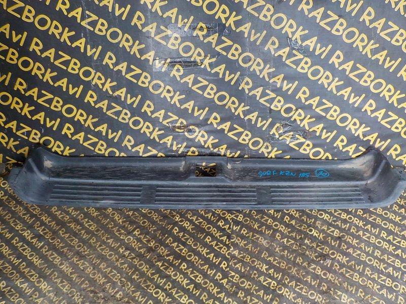 Накладка на бампер Toyota Hilux Surf KZN185 задняя
