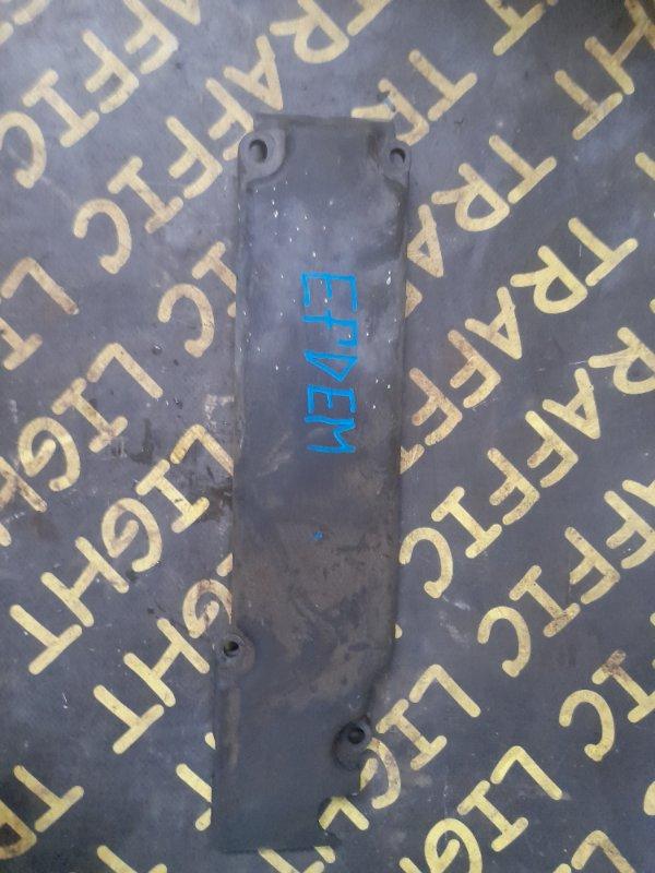 Крышка двс декоративная Daihatsu Terios Kid J111G EFDEM