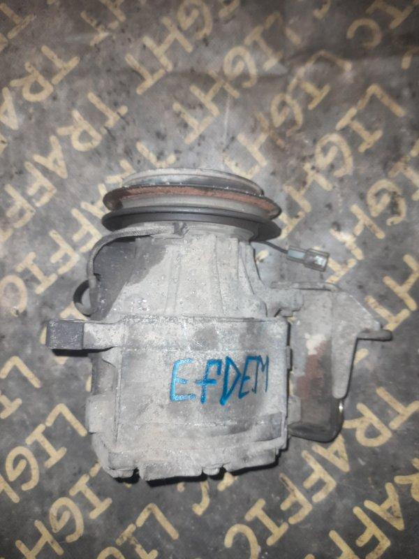 Компрессор кондиционера Daihatsu Terios Kid J111G EFDEM