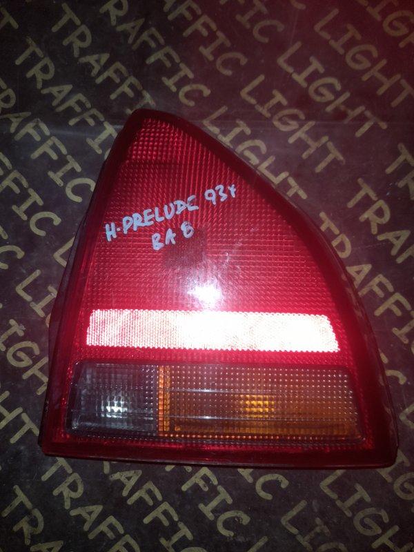 Стоп-сигнал Honda Prelude BA8 задний правый