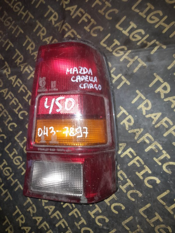 Стоп-сигнал Mazda Capella GV8W задний правый