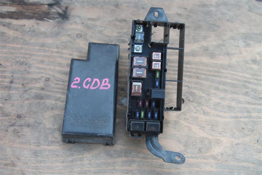 Блок предохранителей Subaru Impreza Wrx Sti GG2 EJ207 2003