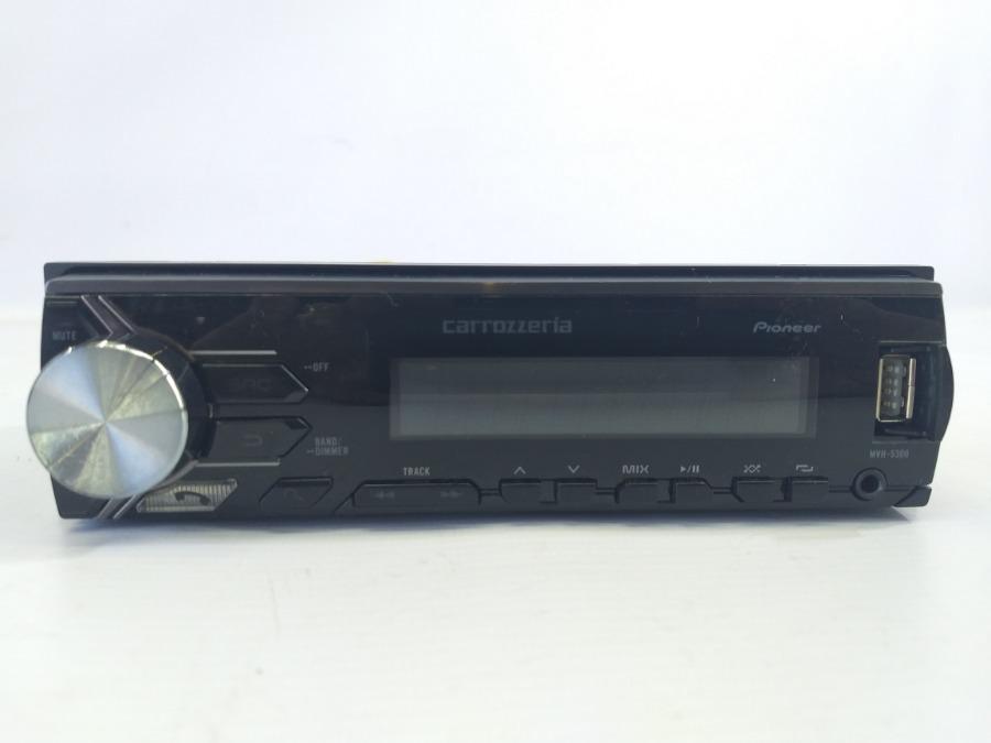 Магнитофон pioneer carrozzeria mvh-5300