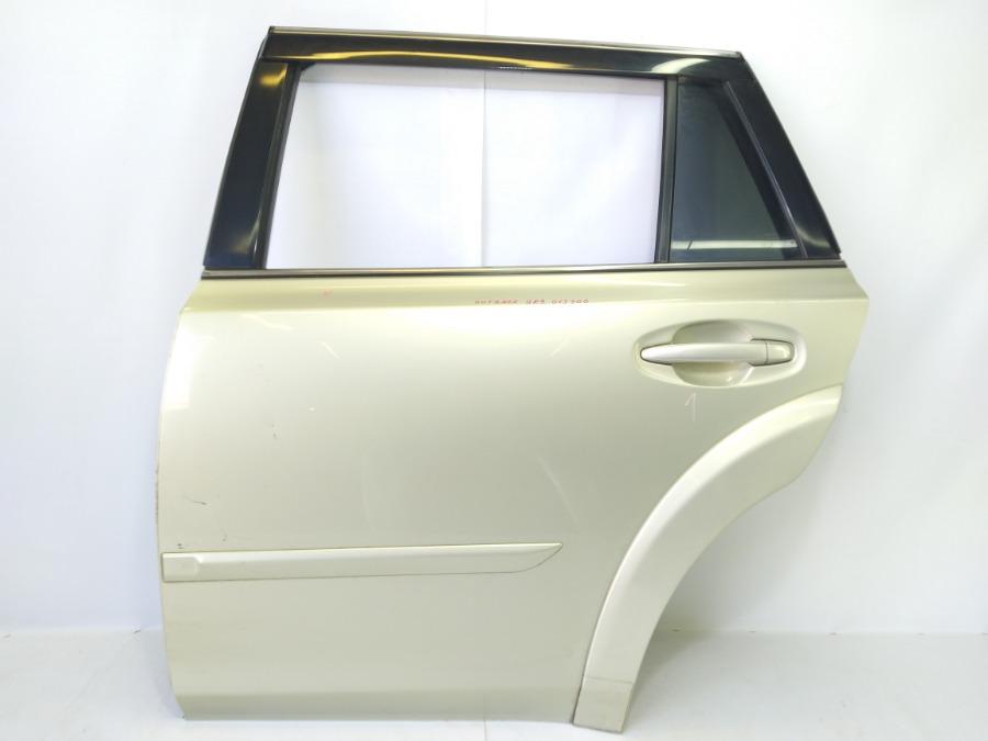 Дверь Subaru Outback BR9 EJ253 2009 задняя левая