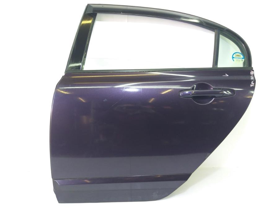 Дверь Honda Civic FD1 R18A 2005 задняя левая