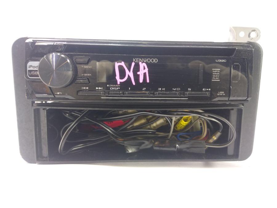 Магнитофон kenwood u320