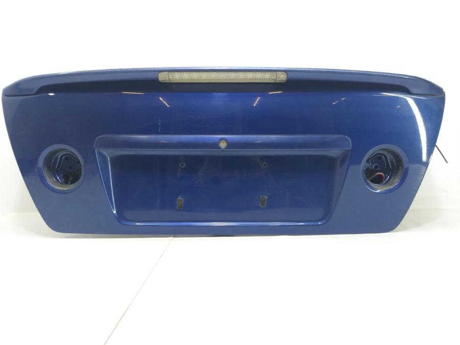 Крышка багажника Toyota Altezza SXE10 3SGE 2002