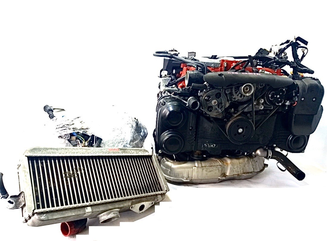 Двигатель Subaru Impreza GRB EJ207 2007