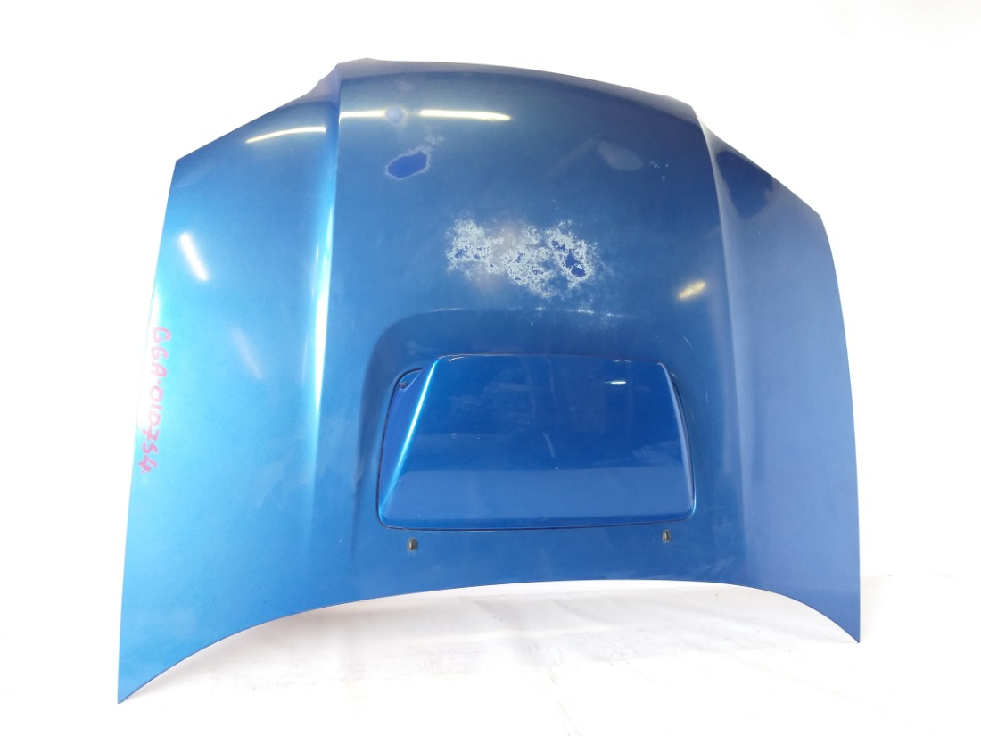 Капот Subaru Impreza GDB EJ205 2004