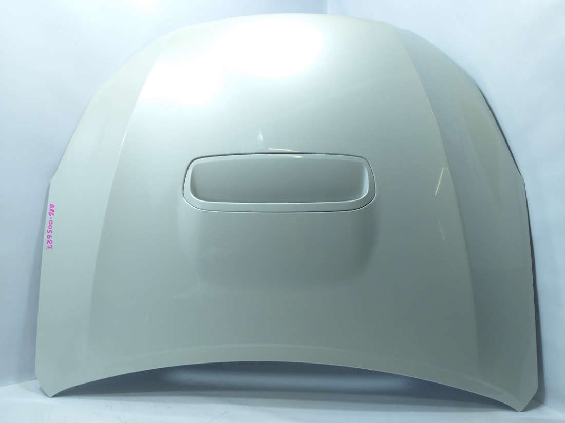 Капот Subaru Legacy BRM EJ255 2012