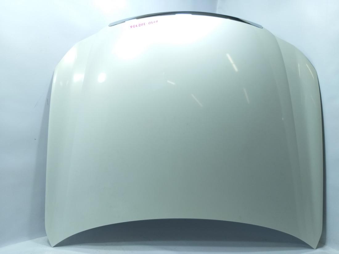 Капот Nissan Fuga PY50 VQ35HR 2008