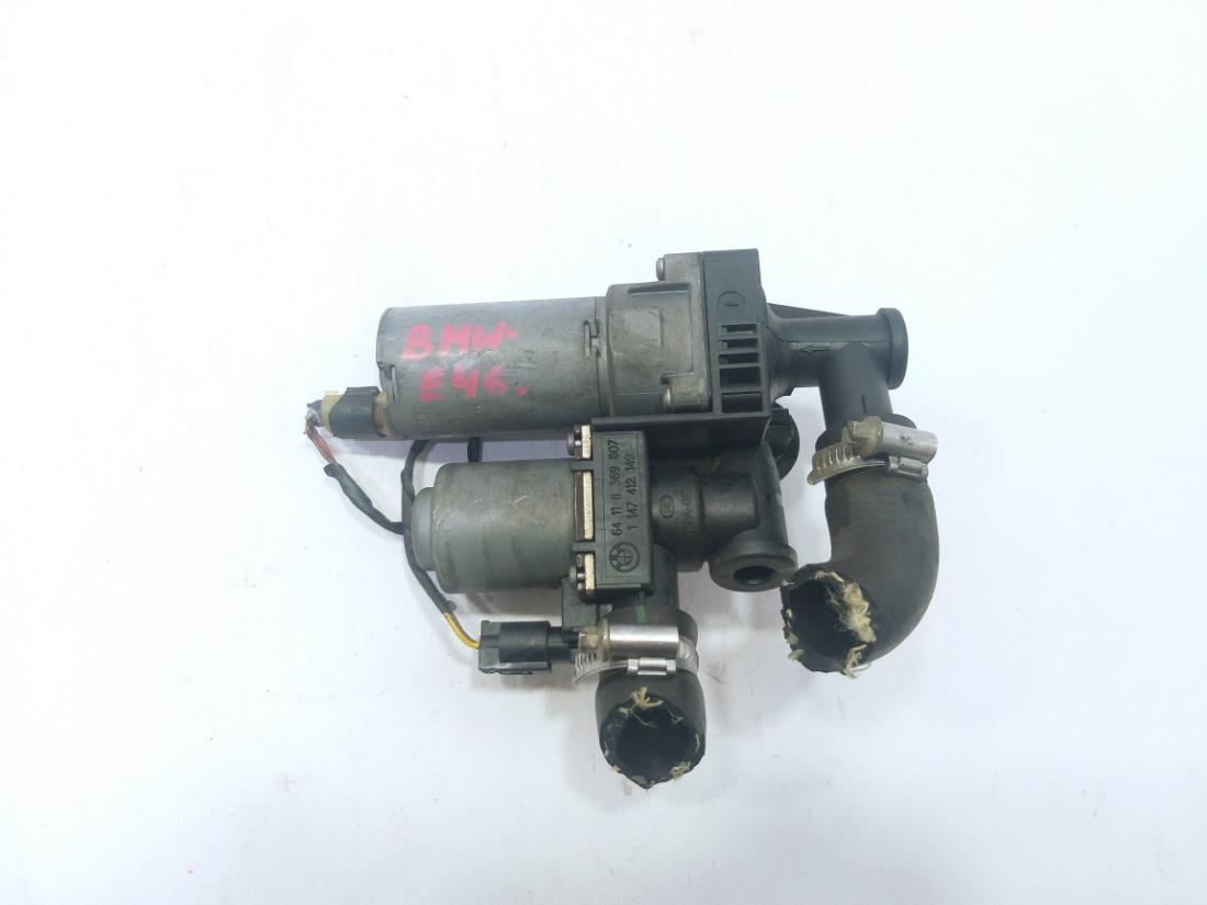 Клапан печки Bmw 3-Series E46 N42B20 2001