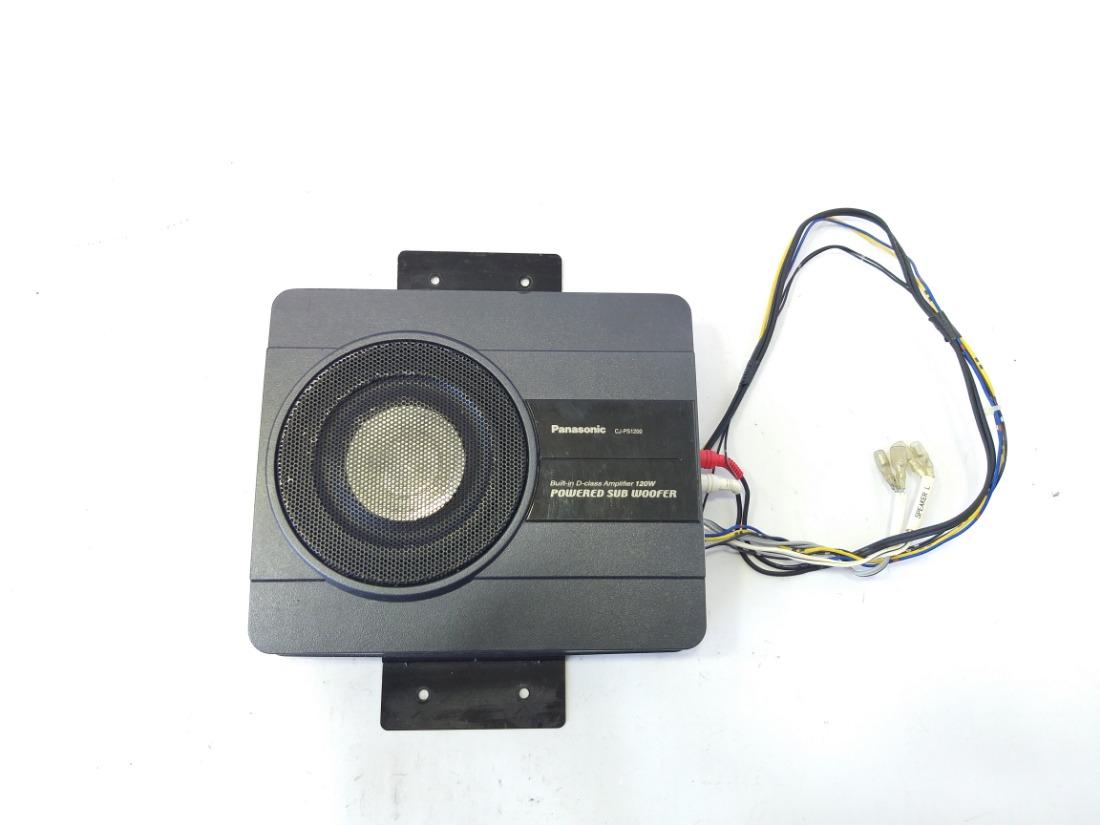 Сабвуфер panasonic cj-ps1200
