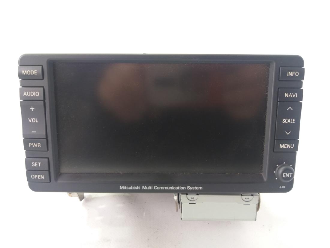 Магнитофон Mitsubishi Galant Fortis CY4A 4B10 2007