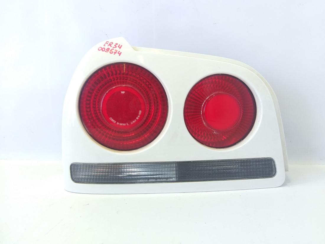 Стоп-сигнал Nissan Skyline ENR34 RB20 1998 левый