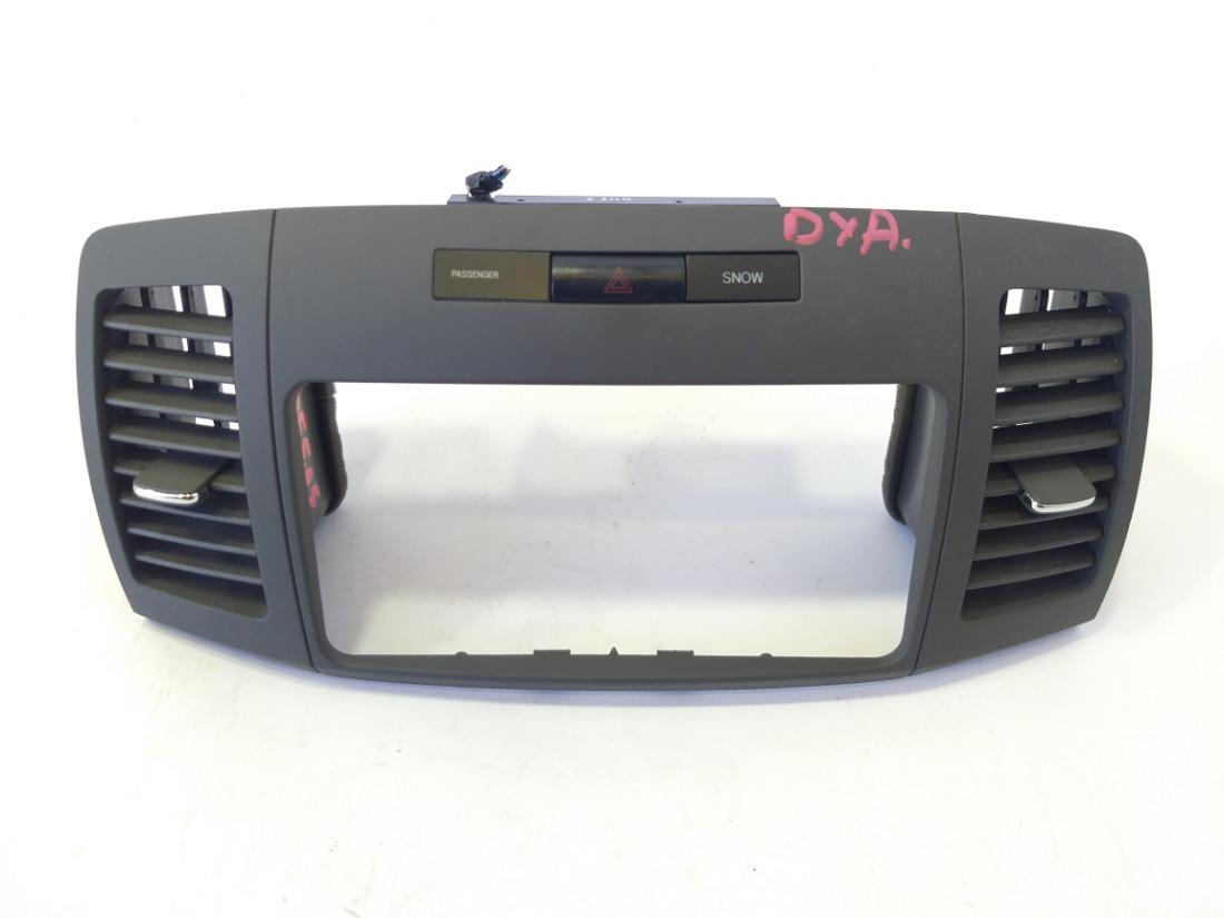 Рамка магнитофона Toyota Allion ZZT240 1ZZ-FE 2005