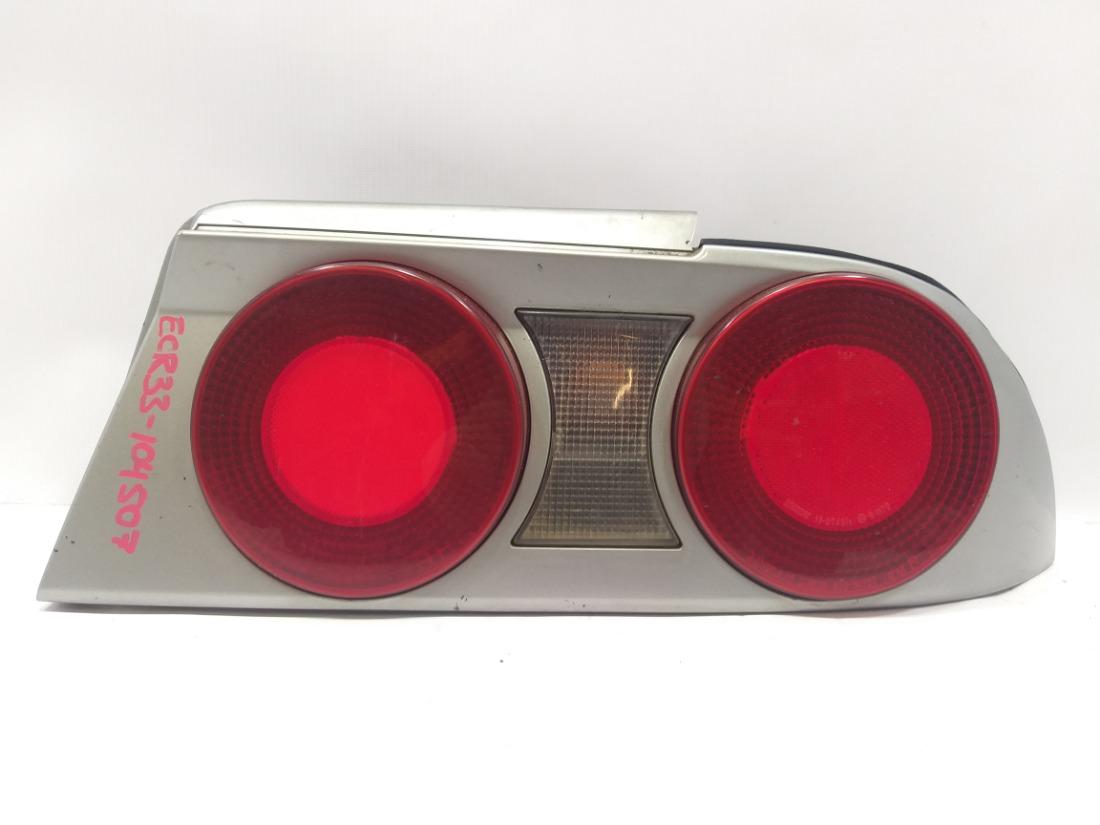 Стоп-сигнал Nissan Skyline ECR33 RB20 1996 правый
