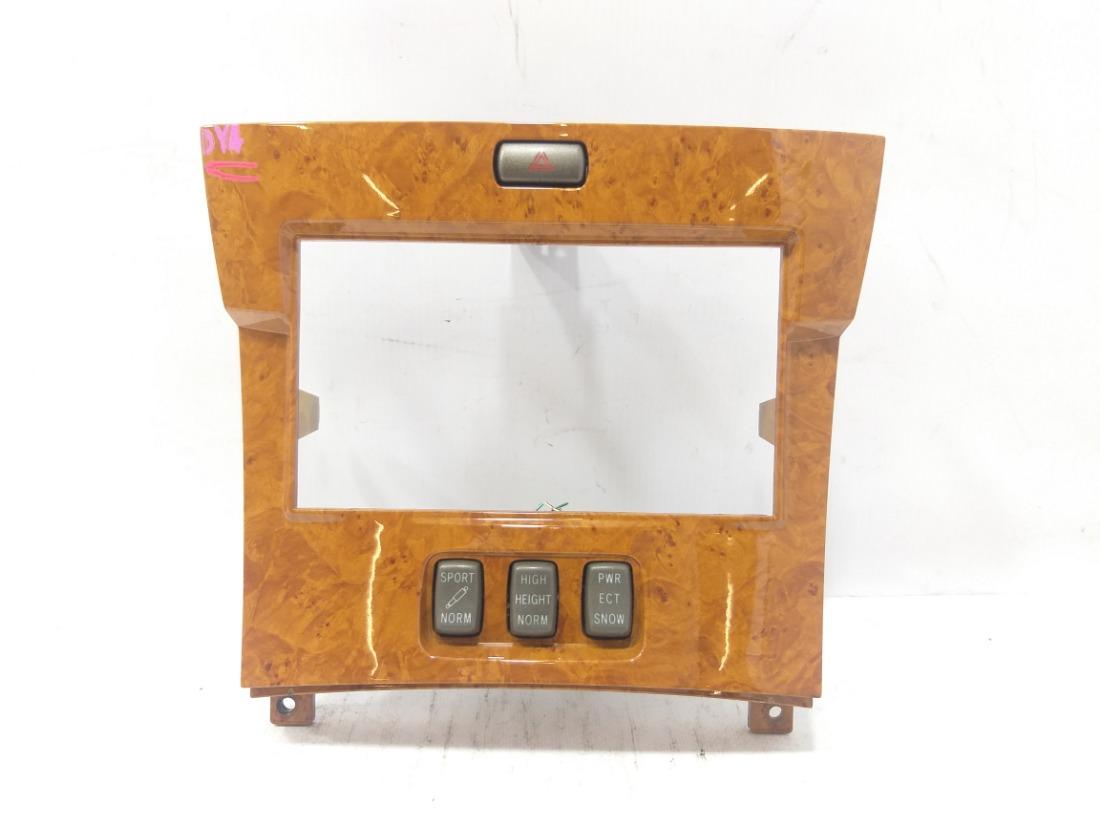 Рамка магнитофона Toyota Celsior UCF30 3UZFE 2000