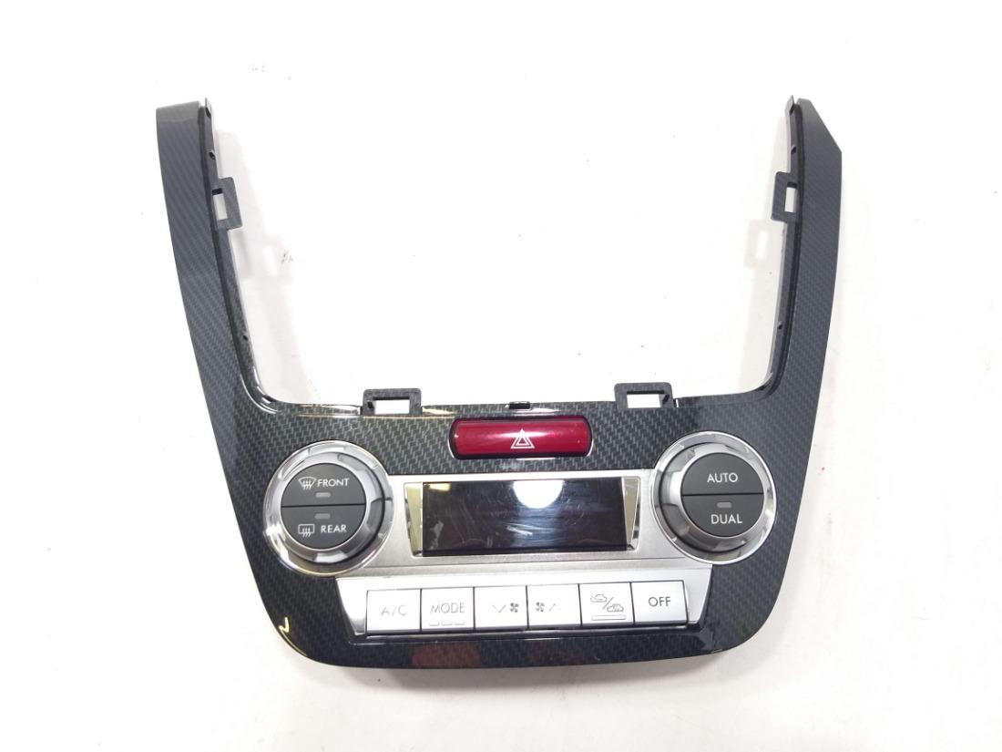 Блок управления климат-контролем Subaru Exiga YA5 EJ20 2012