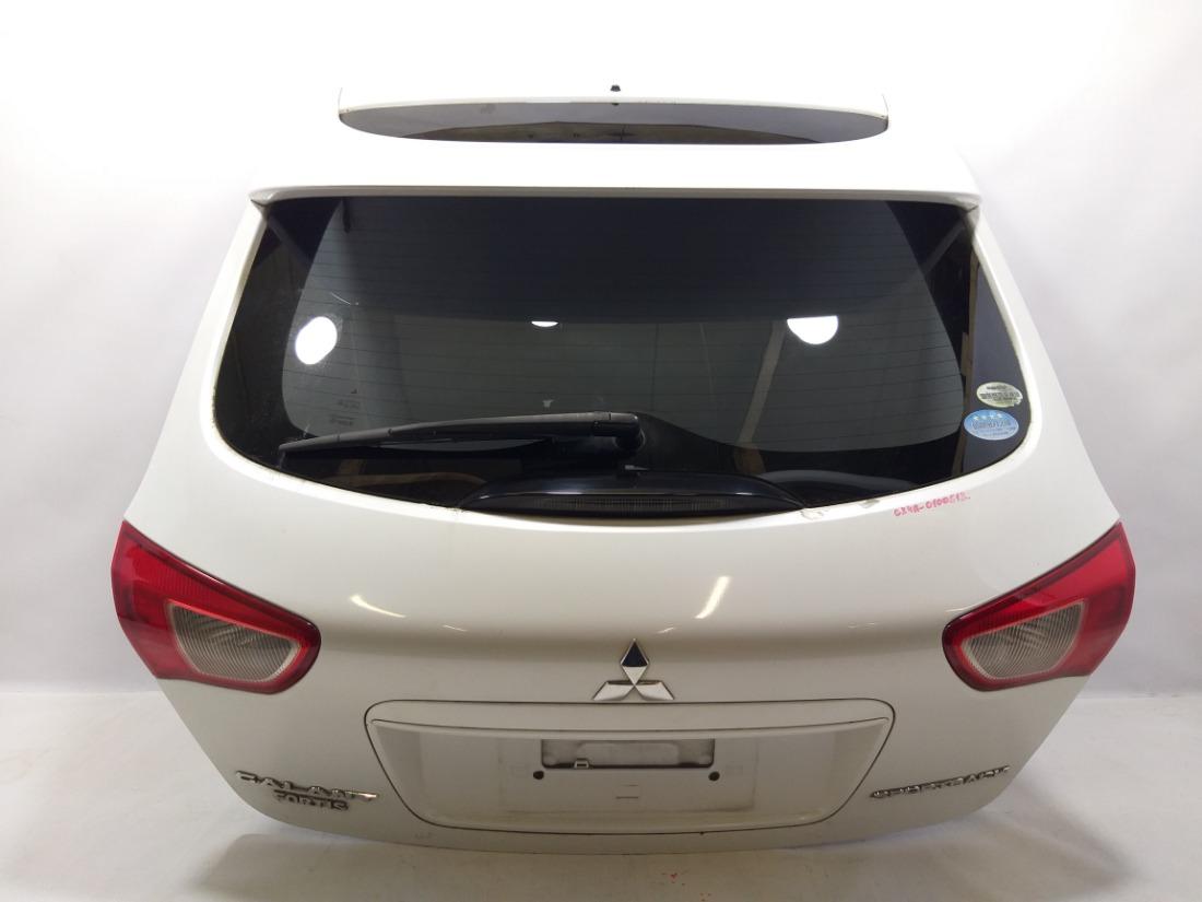 5-я дверь Mitsubishi Galant Fortis CX4A 4B11 2008