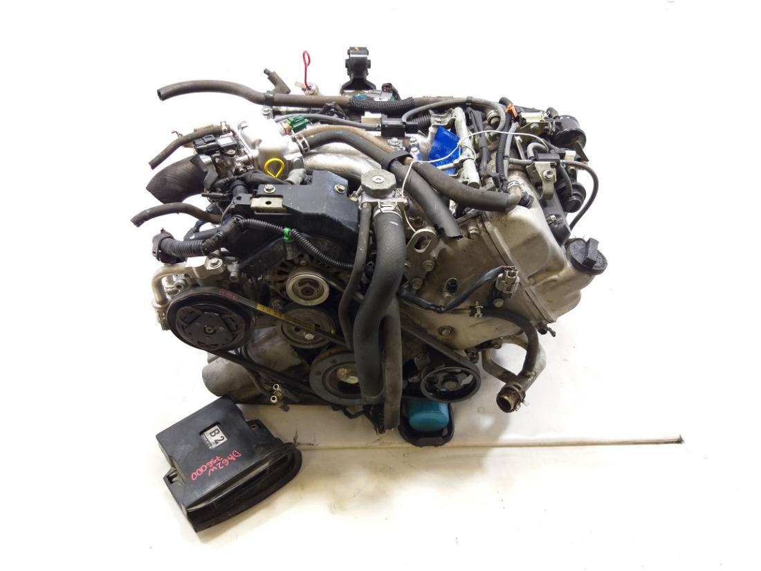 Двигатель Suzuki Every DA62W K6A 2003