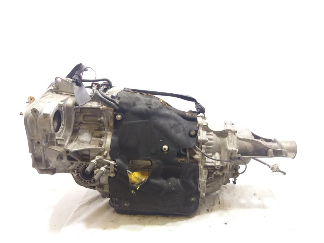 Акпп Subaru Exiga YA5 EJ204 2007