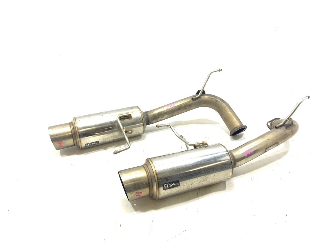 Глушитель Honda Accord CH9 CH9 2000