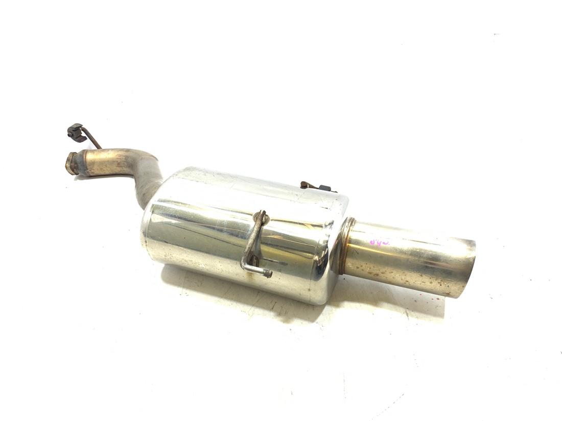Глушитель Subaru Legacy BH5 EJ206