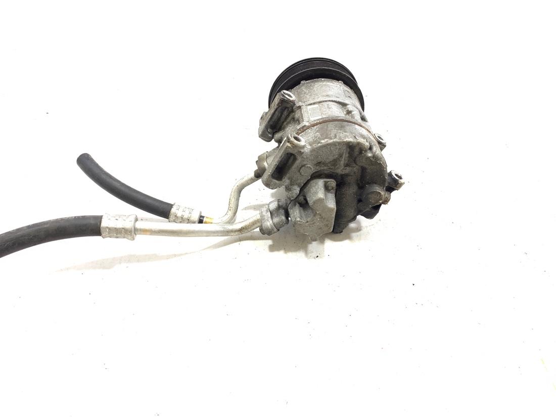Компрессор кондиционера Toyota Allex ZZE122 1ZZFE